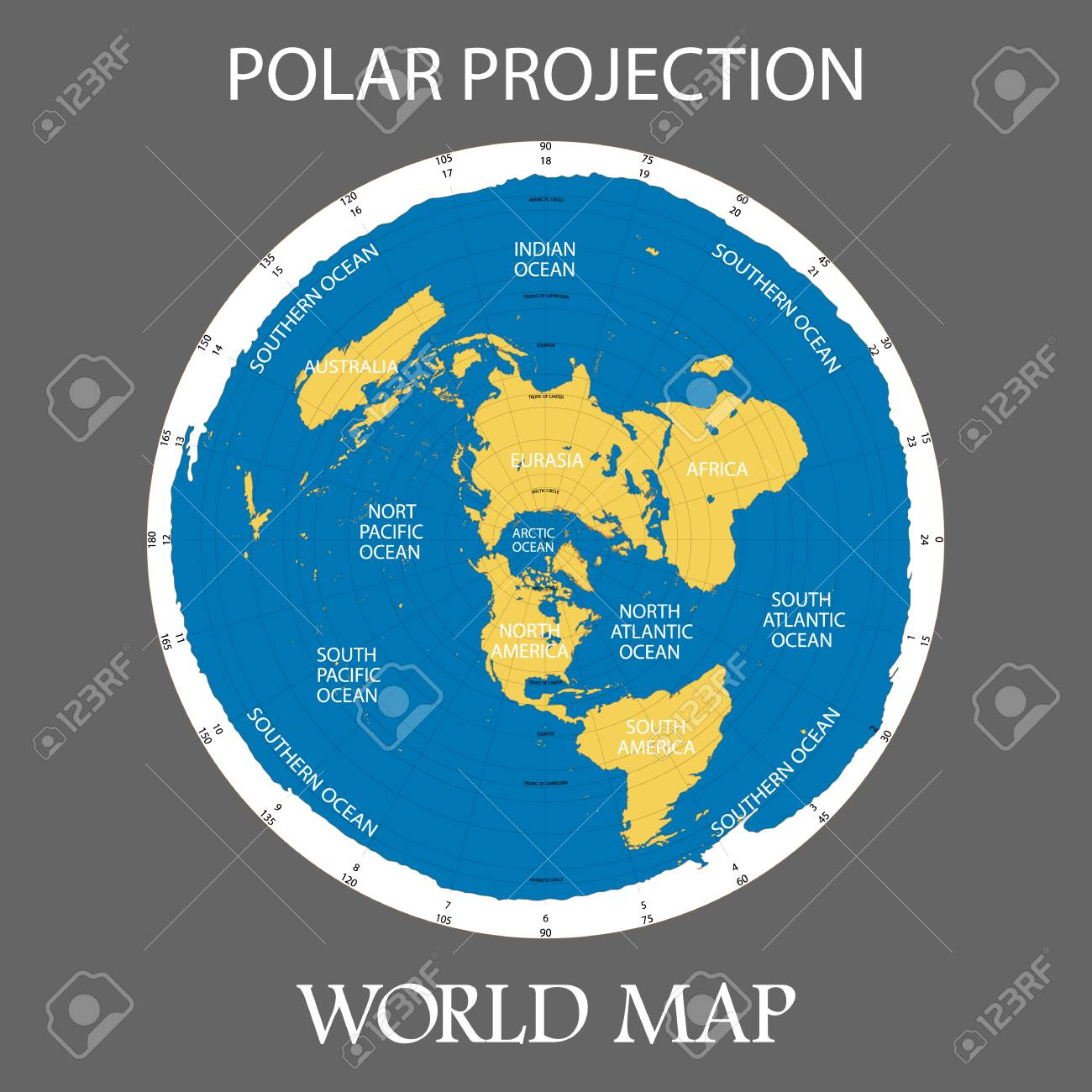 Azimuthal equidistant projection illustration of the map of.. on model of map, set of map, photography of map, drawing of map, map of map, animation of map, texture of map, element of map, depression of map, shape of map, scale of map, type of map, view of map, orientation of map,