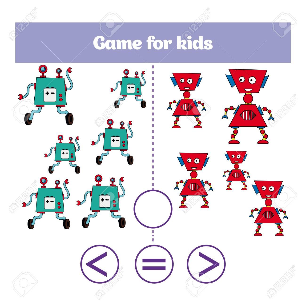 Bildungslogikspiel Für Vorschulkinder. Wähle Die Richtige Antwort ...