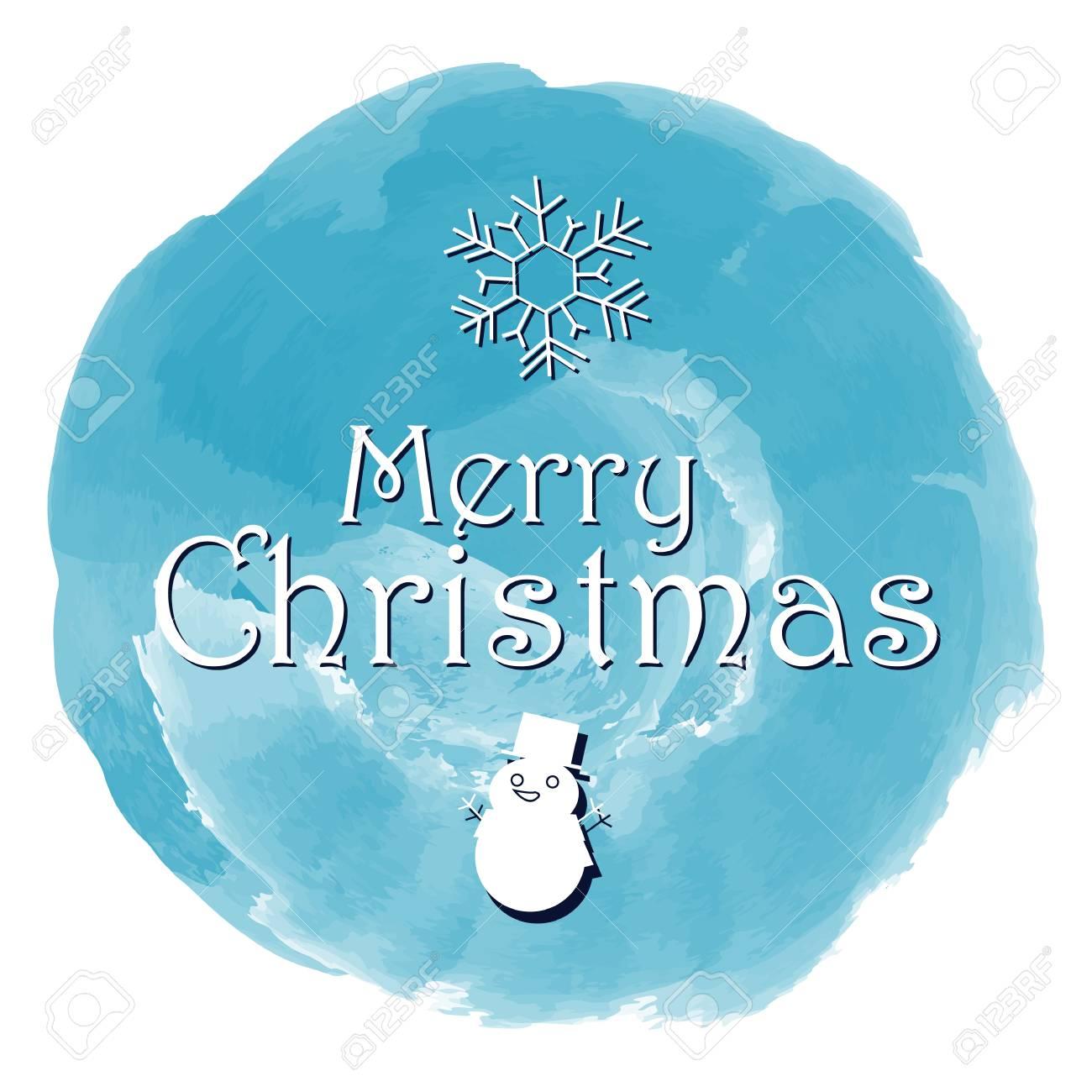Joyeux Noel Bonne Annee 2018 Fond De Carte De Voeux D Hiver Avec