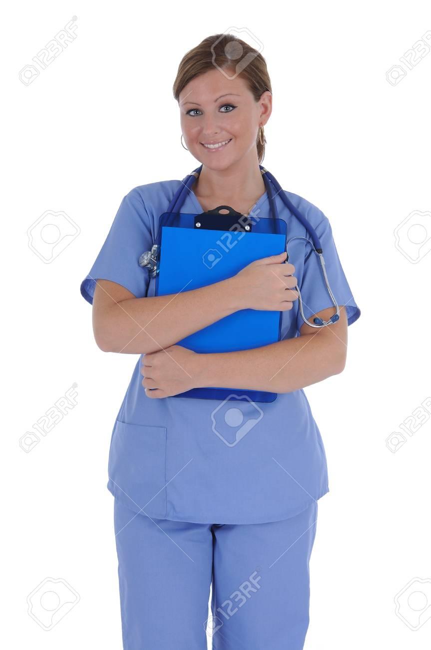 Female Nurse 05 Stock Photo - 7807073