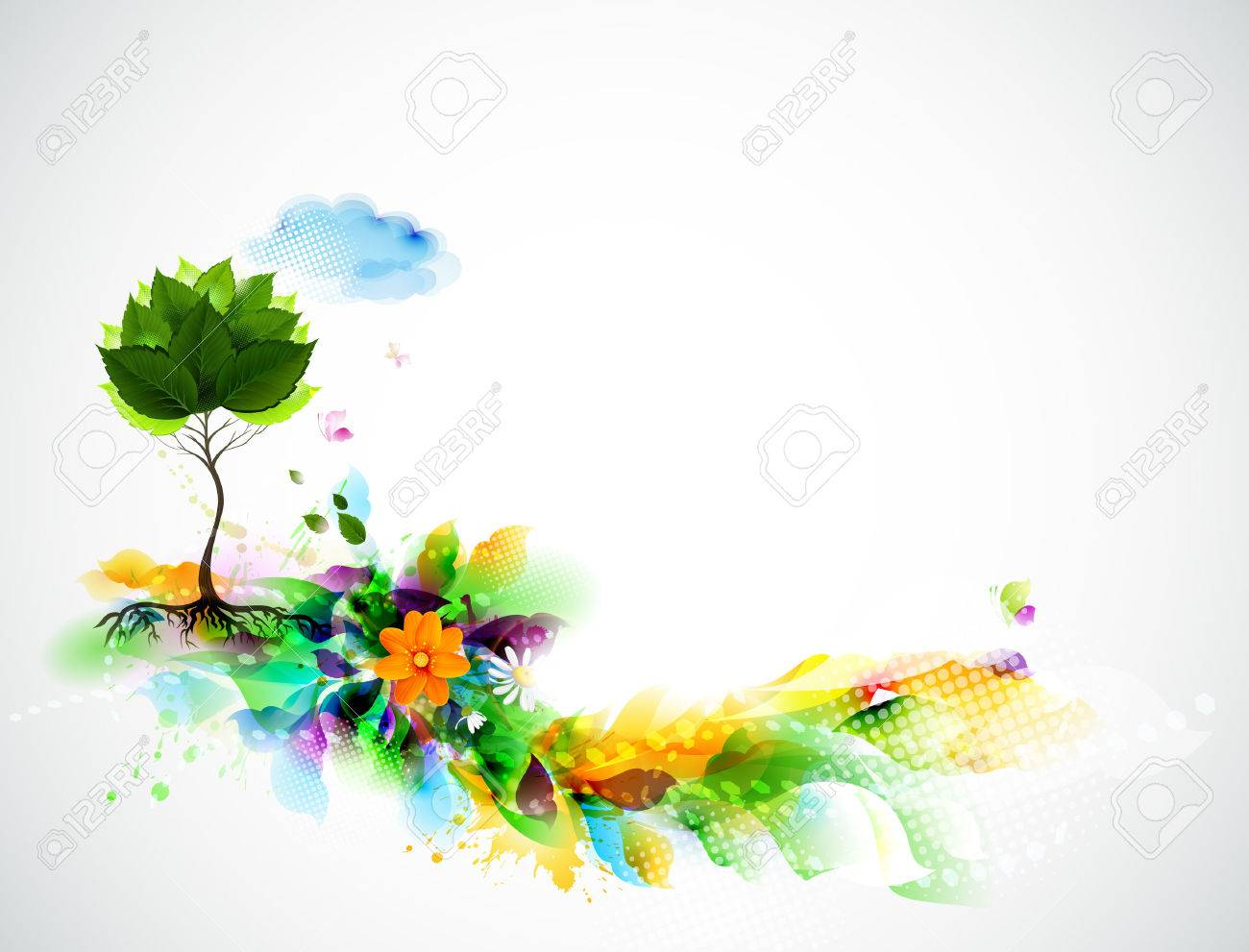 Environmentally concept Stock Vector - 25161482