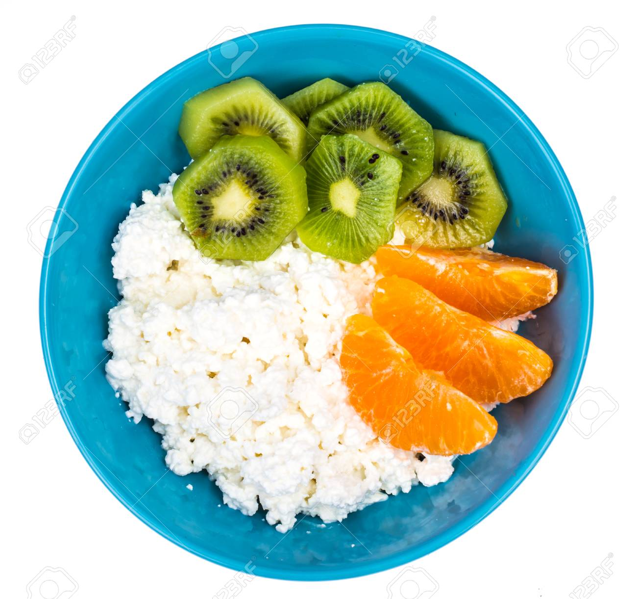 Cool Delicious Homemade Cottage Cheese With Fruit Studio Photo Download Free Architecture Designs Scobabritishbridgeorg