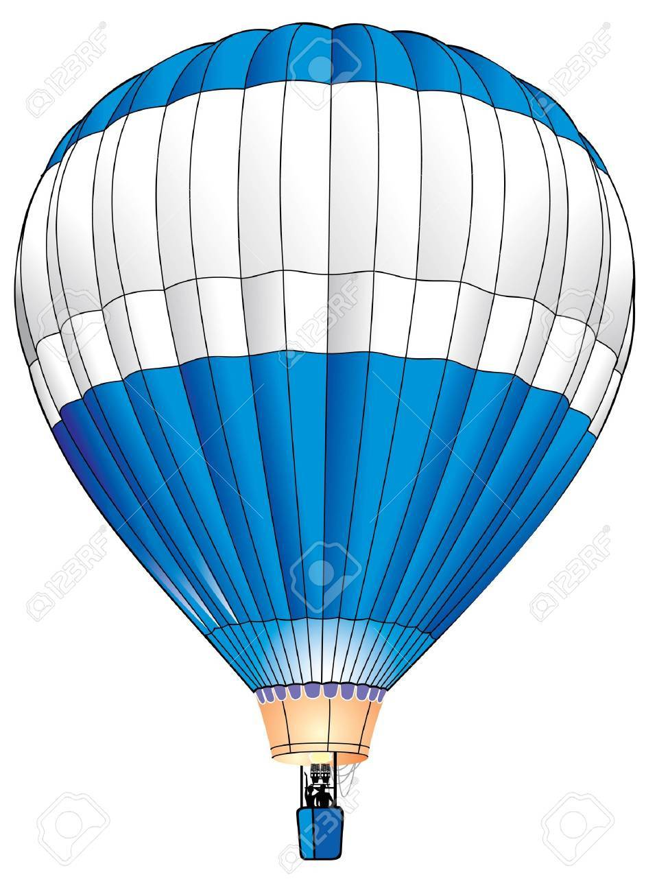 balloon realistic  illustration Stock Vector - 8249633