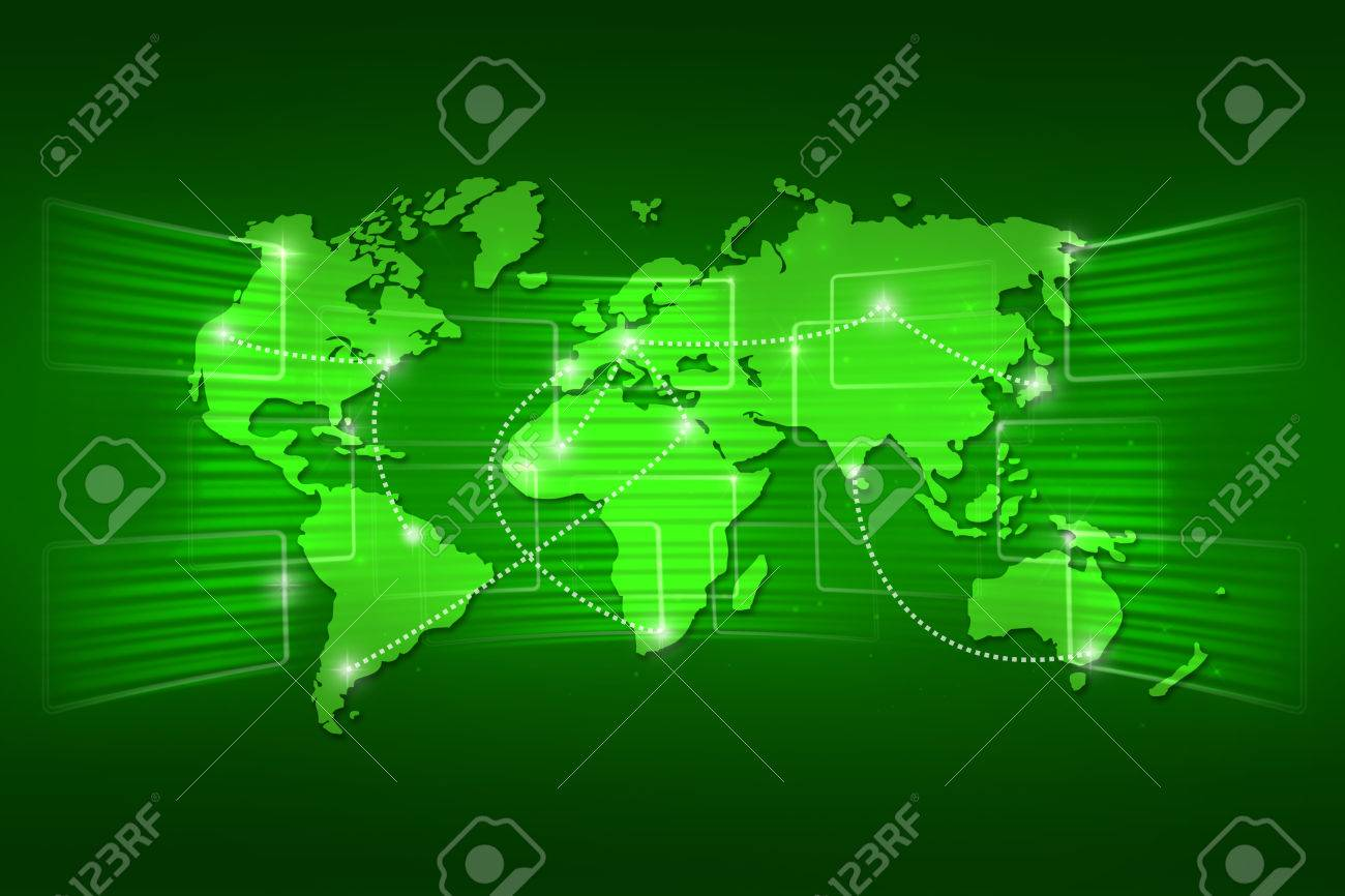 World map geography world order background shipping global green world map geography world order background shipping global green stock photo 34901134 gumiabroncs Choice Image