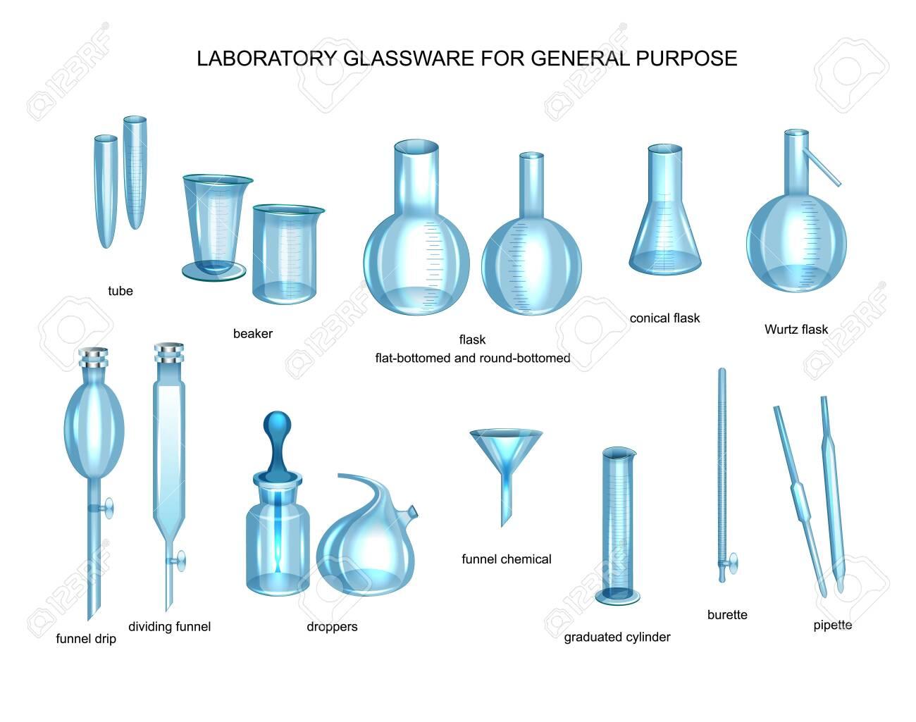 General-purpose laboratory glassware - 133719251