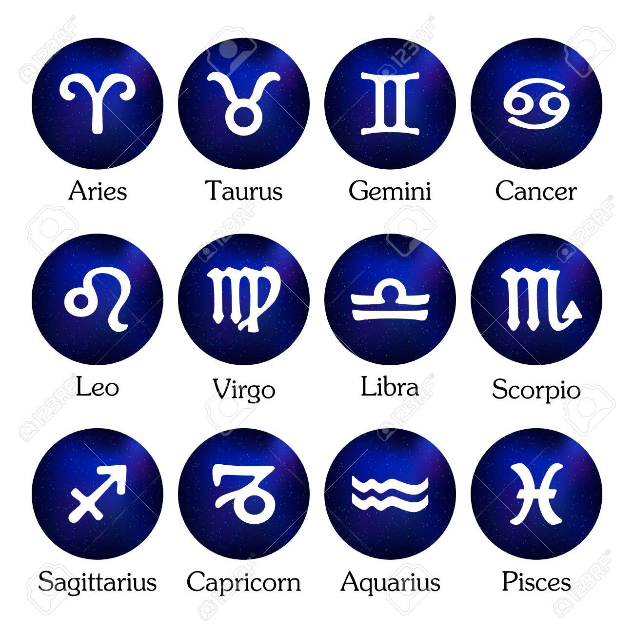 Zodiac icons horoscope set leo virgo scorpio libra aquarius zodiac icons horoscope set leo virgo scorpio libra aquarius biocorpaavc