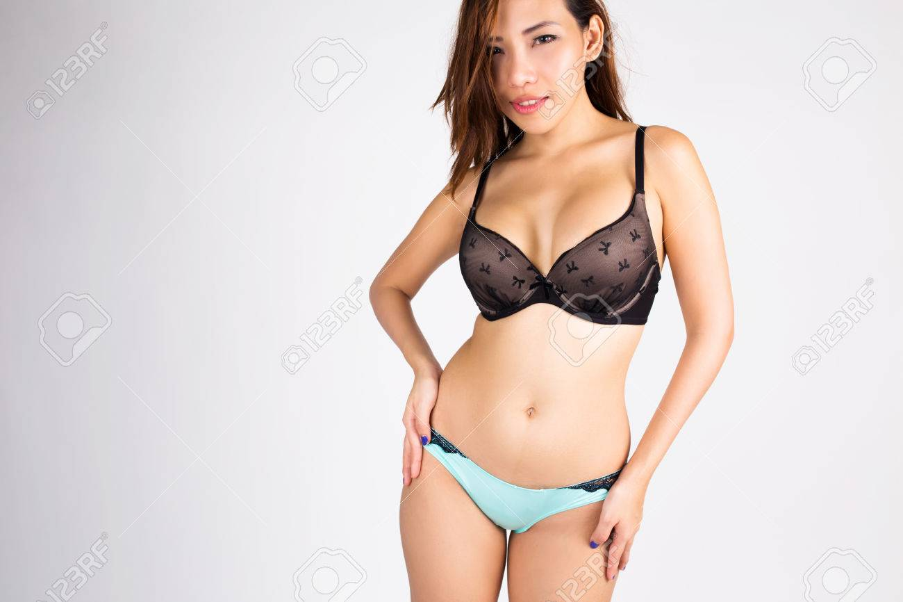a7a17d71252 Sexy girl in underwear Stock Photo - 25841298