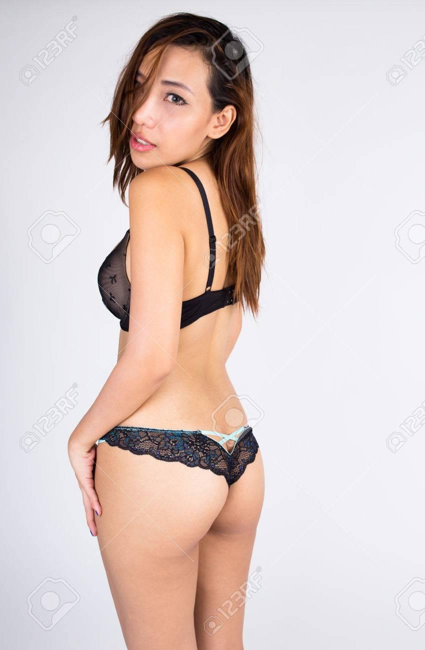 2dad70373ef Sexy girl in underwear Stock Photo - 25841299
