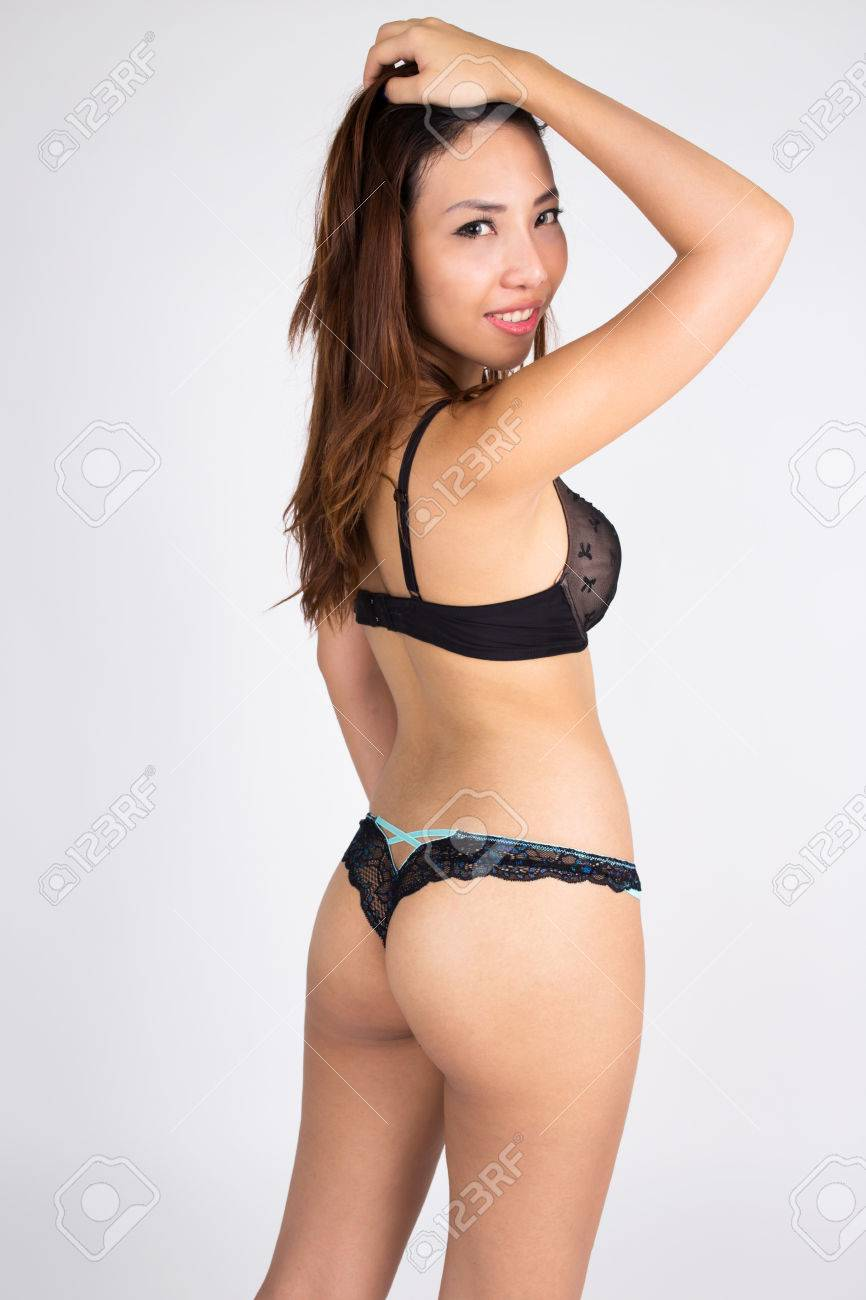 a5790ccdb06 Sexy girl in underwear Stock Photo - 25841304