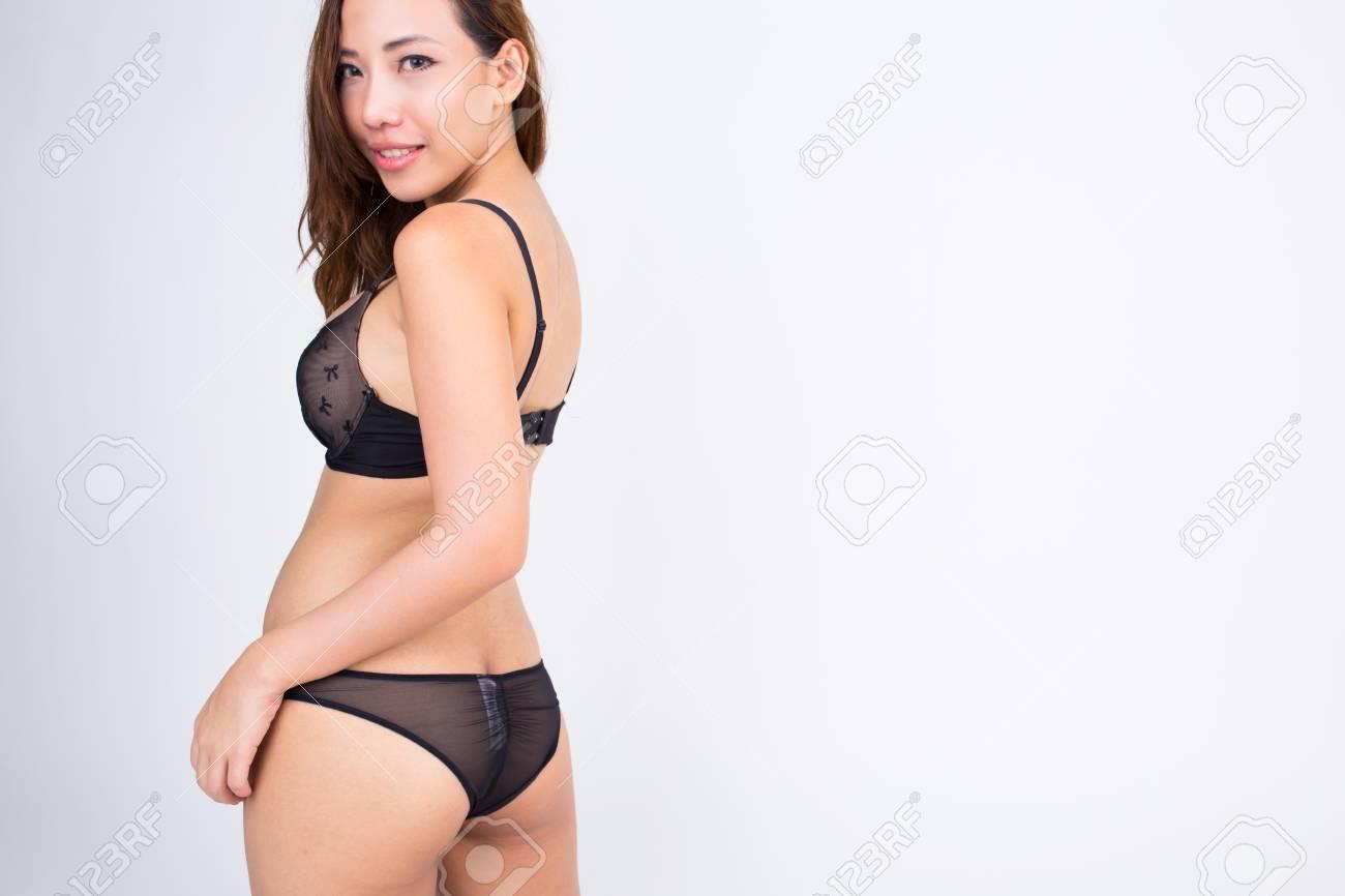 1ac8ecb3c58 Sexy girl in underwear Stock Photo - 25817594