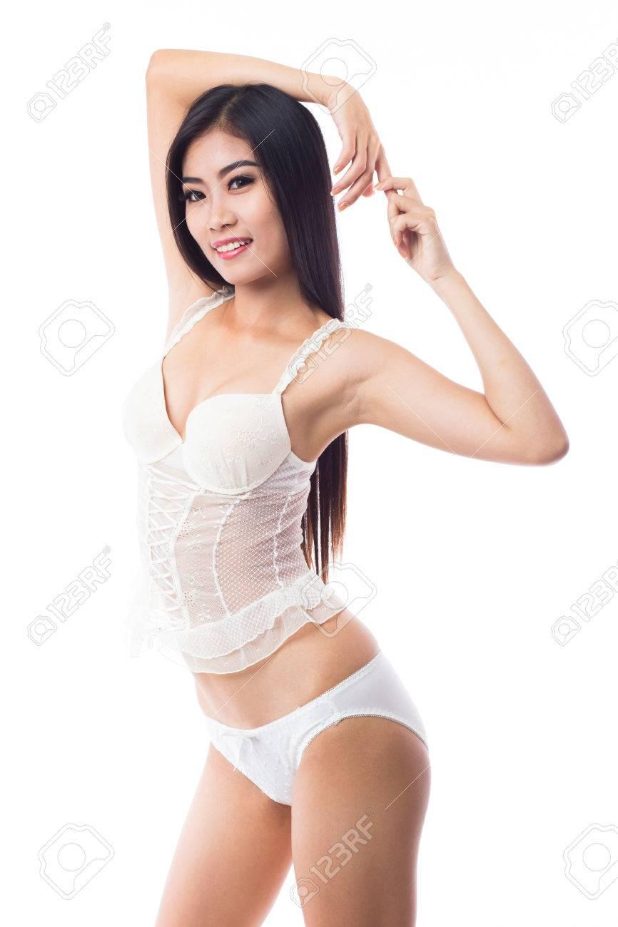 Shemale long hair big butt curvy