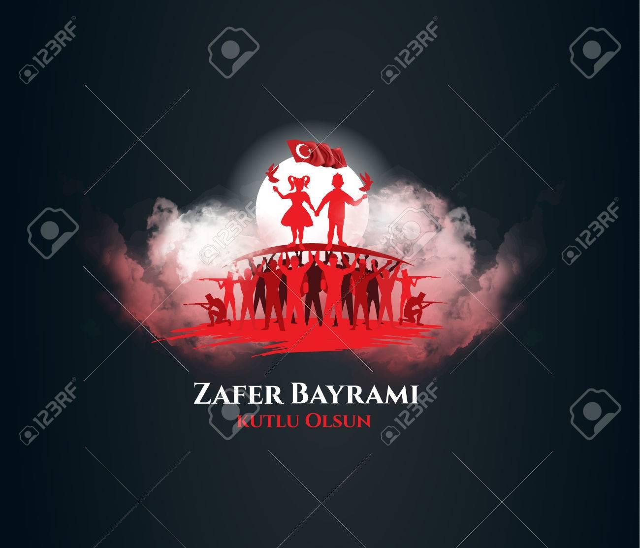 30 august zafer bayrami - 84365953