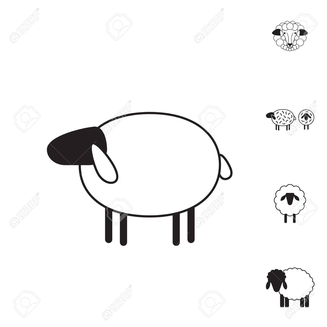Lamb Craft Template. Great With Lamb Craft Template. Latest Lamb ...
