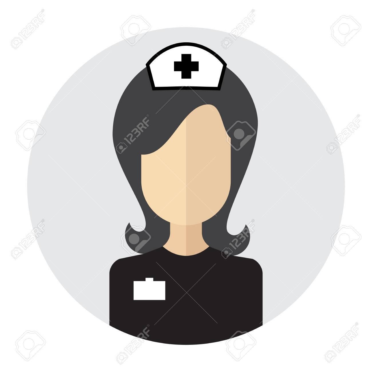 Doctor icon isolated nurse vector symbol medical specialist nurse vector symbol medical specialist avatar stock vector 81657255 biocorpaavc