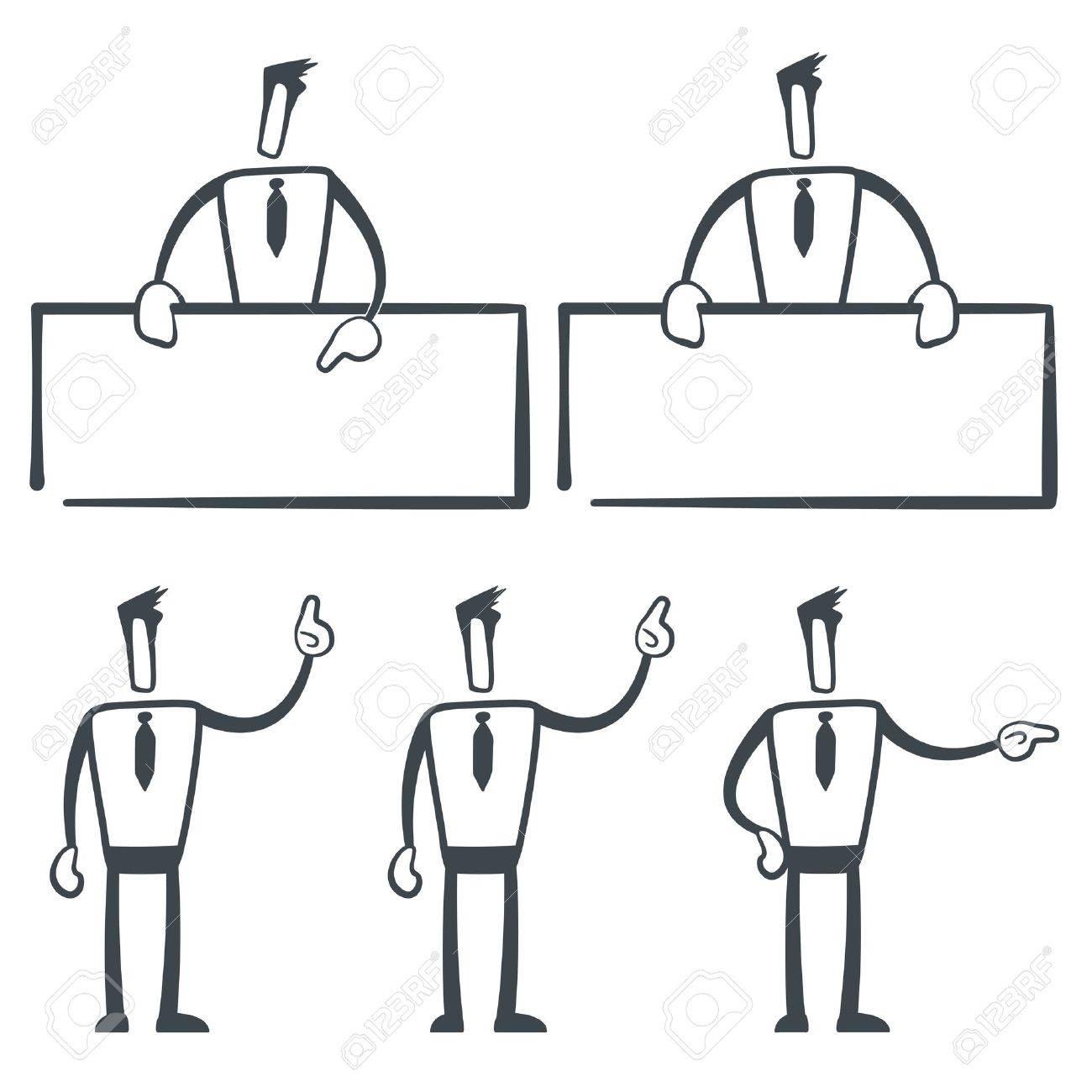 Sketch man Stock Vector - 9933960