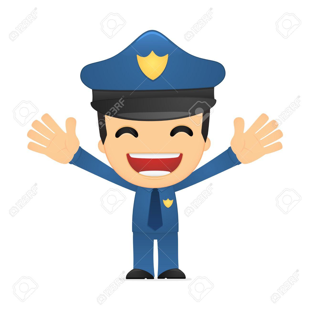 Resultado de imagen de DIBUJOS policia nacional