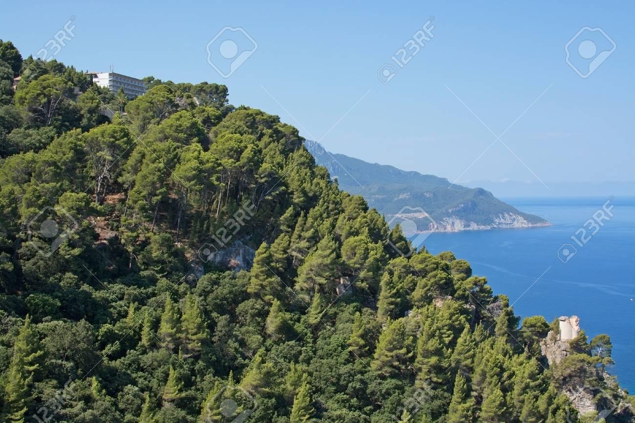 Hotel El Encinar Location With Stunning Mediterranean Views In