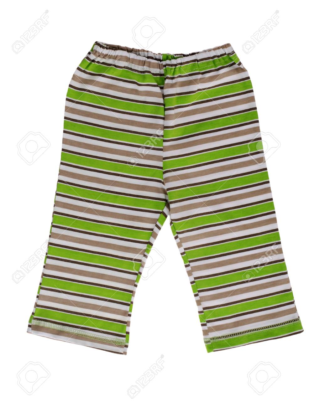 8d8add298f44 Childrens Striped Pants Isolated On A White Background Stock Photo ...