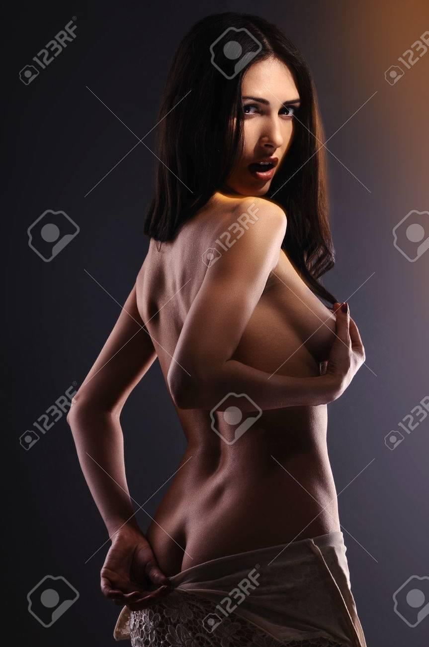 Schwarz schöne nackte Frauen