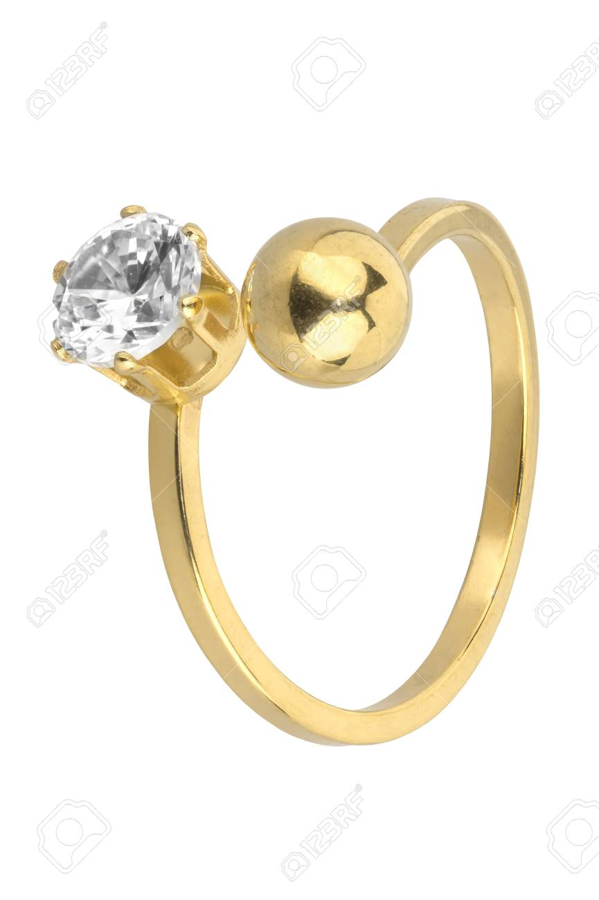 bague or ajustable