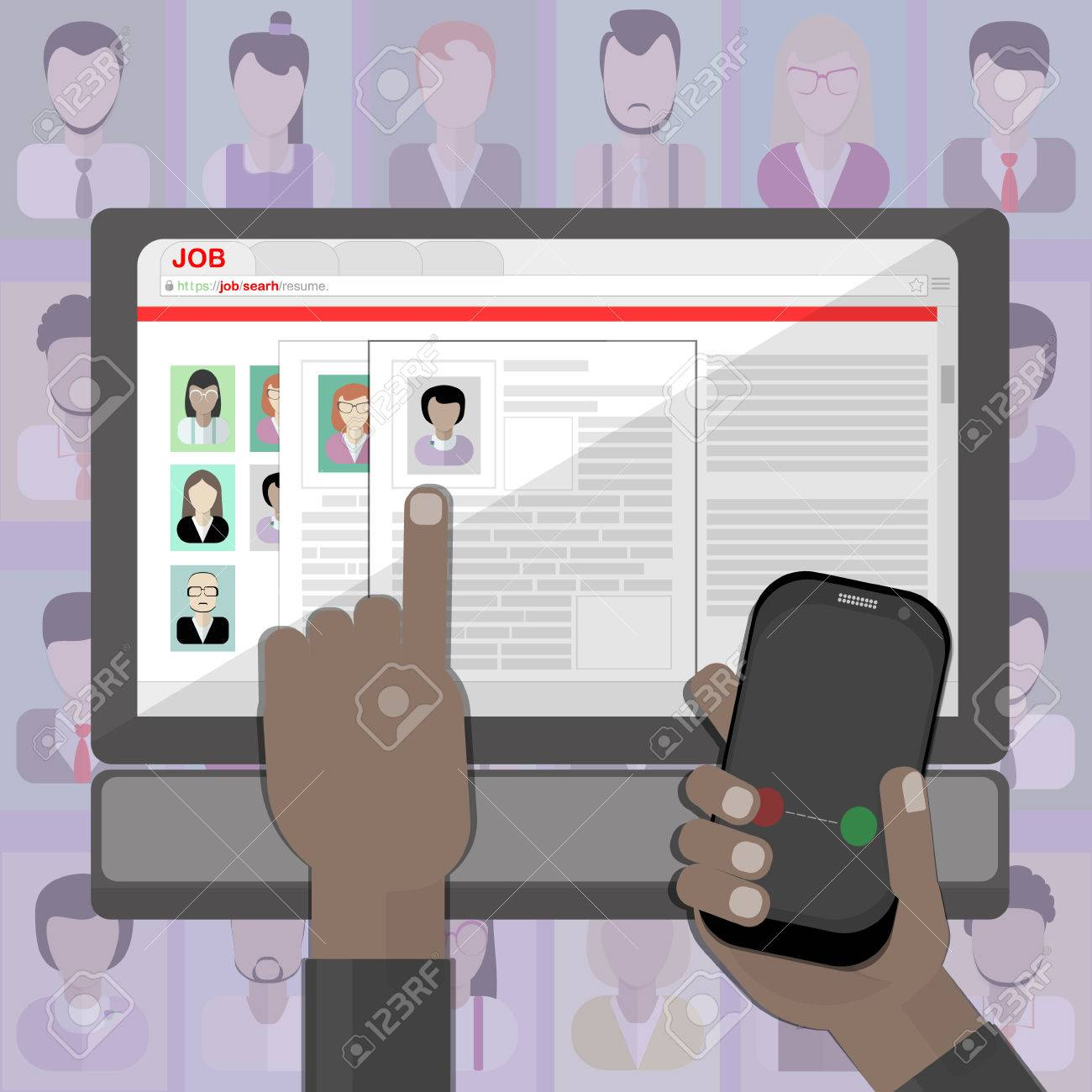 find resume and hiring finding staff on internet choose find resume and hiring finding staff on - Find Resumes