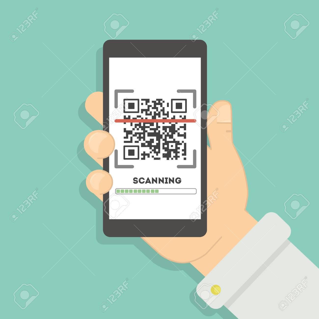 Barcode auf eigenem Smartphone scannen?
