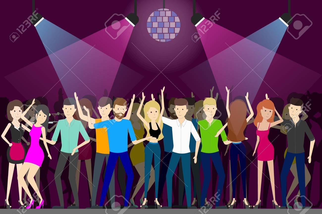 Clip Art Dance Floor