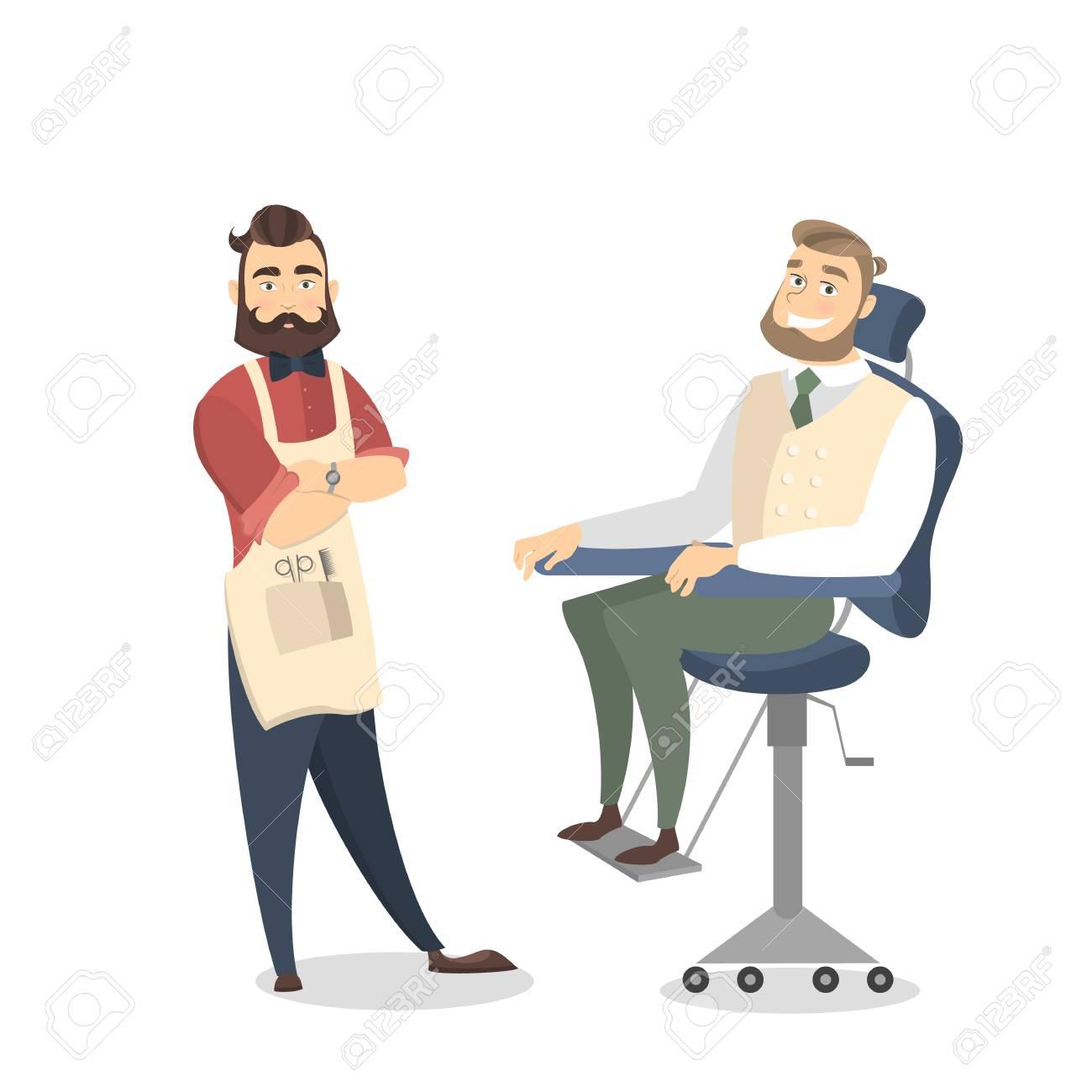 Person auf einem Stuhl sitzend Vektor Clipart Bild -vc056575-CoolCLIPS.com