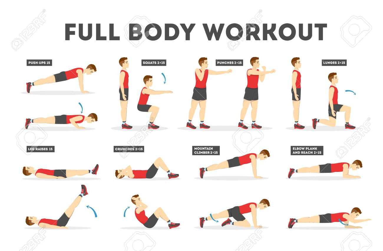 Good body workout to lose weight