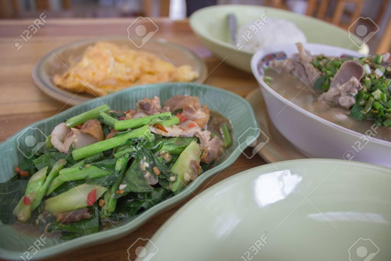 お昼 ご飯 豚肉