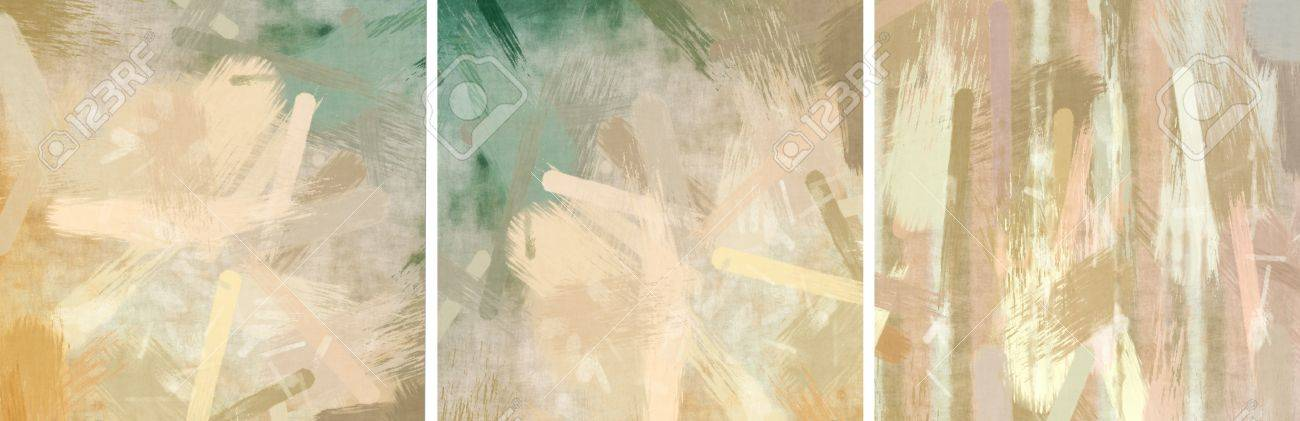 Abstract Faded Grunge Set Stock Photo - 17915998