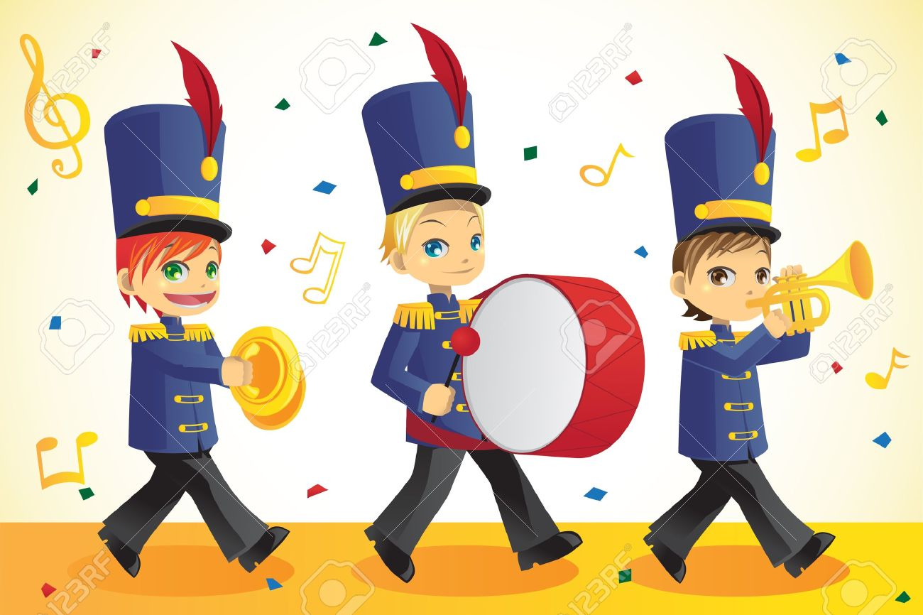 18,995 Musical Band Cliparts, Stock Vector And Royalty Free ...