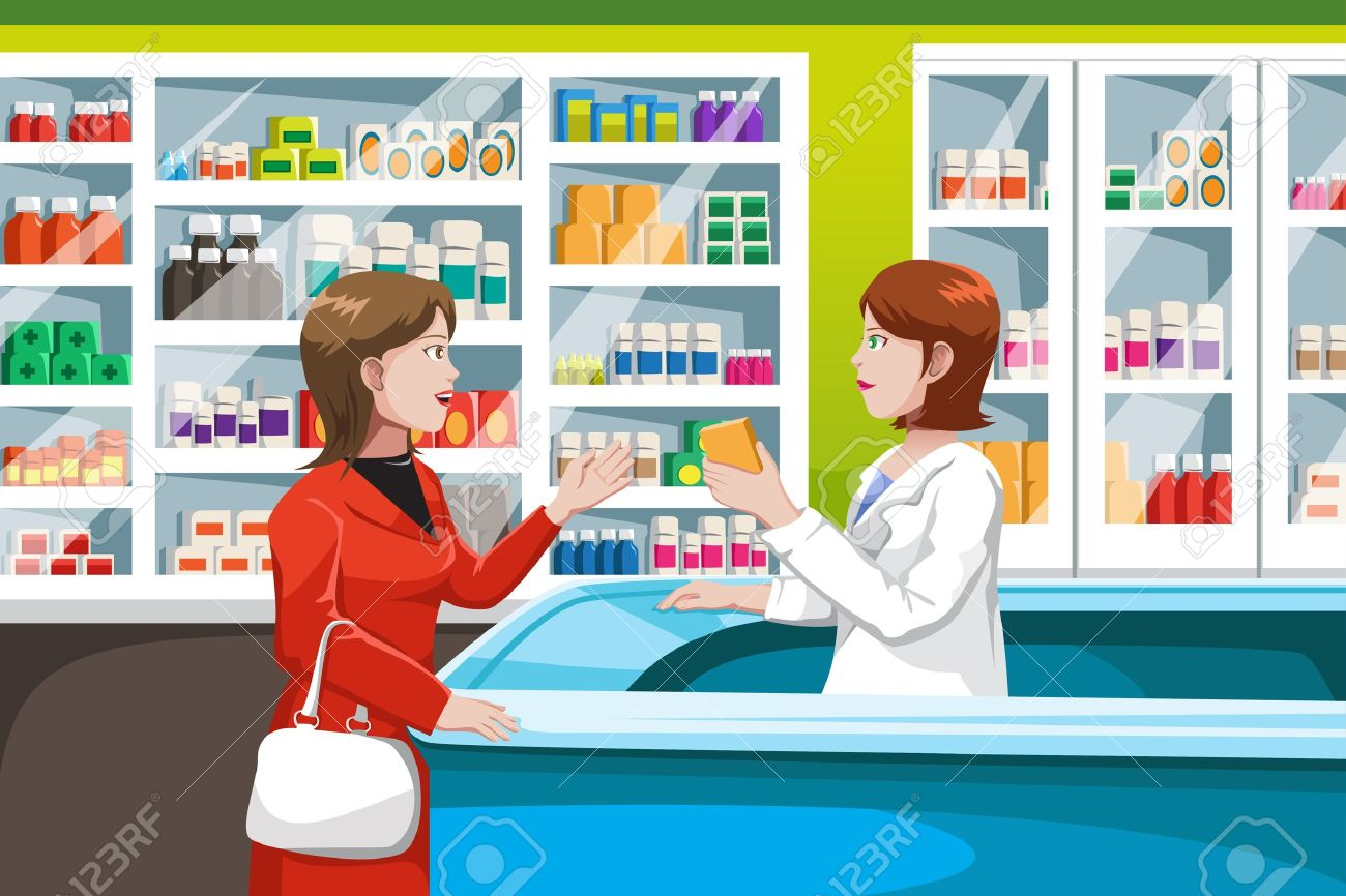 「薬剤師 イラスト」の画像検索結果