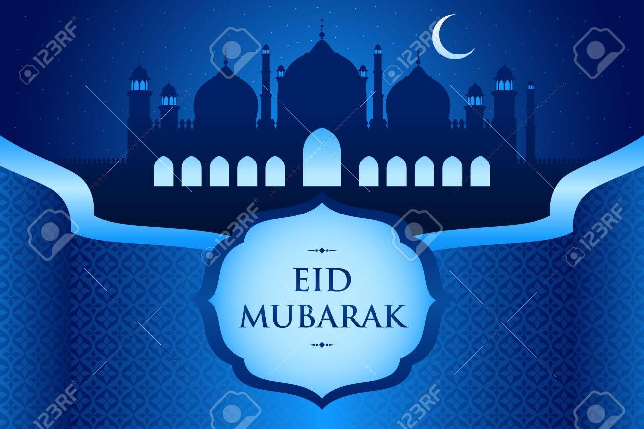 Amazing New Eid Al-Fitr Greeting - 29410992-a-illustration-of-eid-al-fitr-greeting-card-design  You Should Have_1008055 .jpg