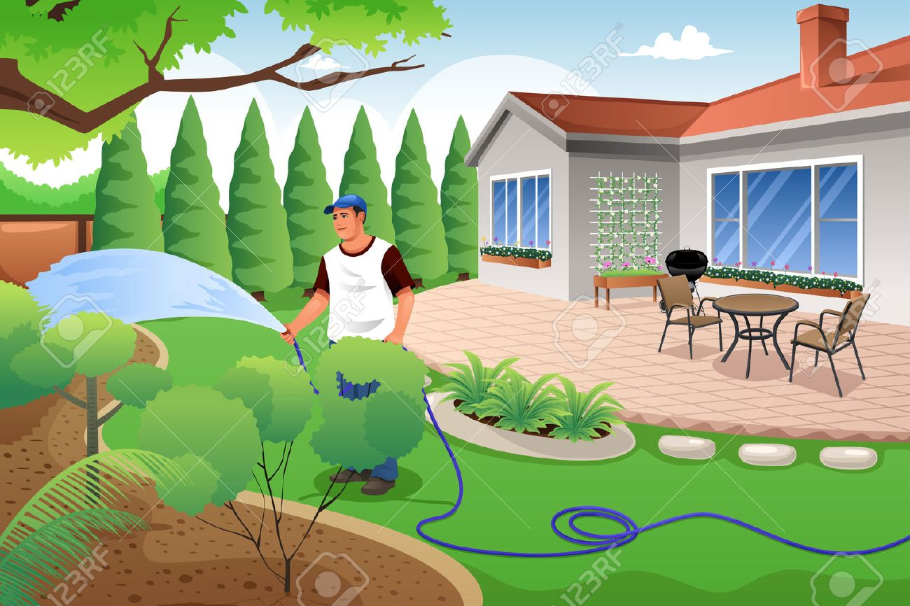 5 567 backyard cliparts stock vector and royalty free backyard rh 123rf com backyard clipart free backyard bbq clipart free