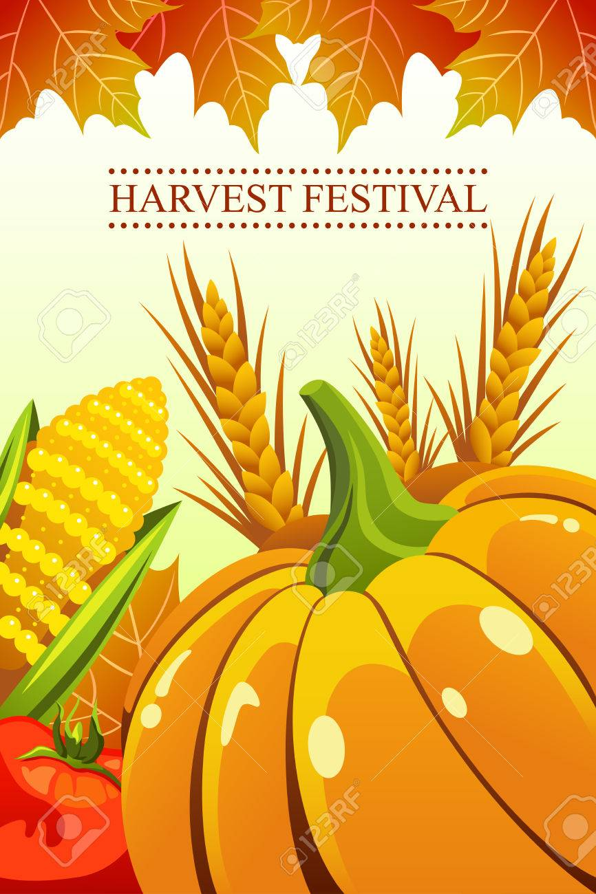 100,030 Harvest Stock Vector Illustration And Royalty Free Harvest ...