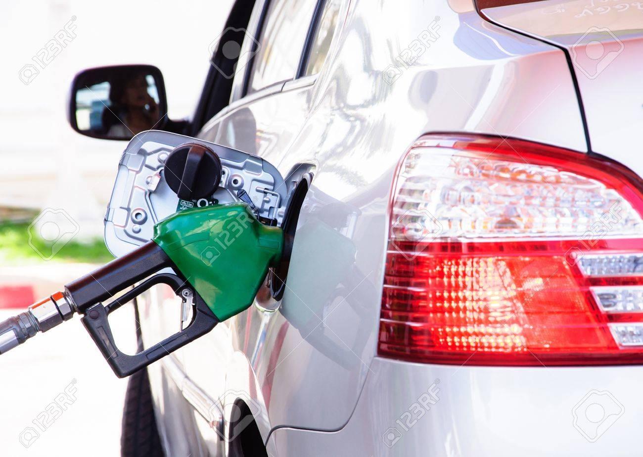 Gasoline refill Stock Photo - 20725333