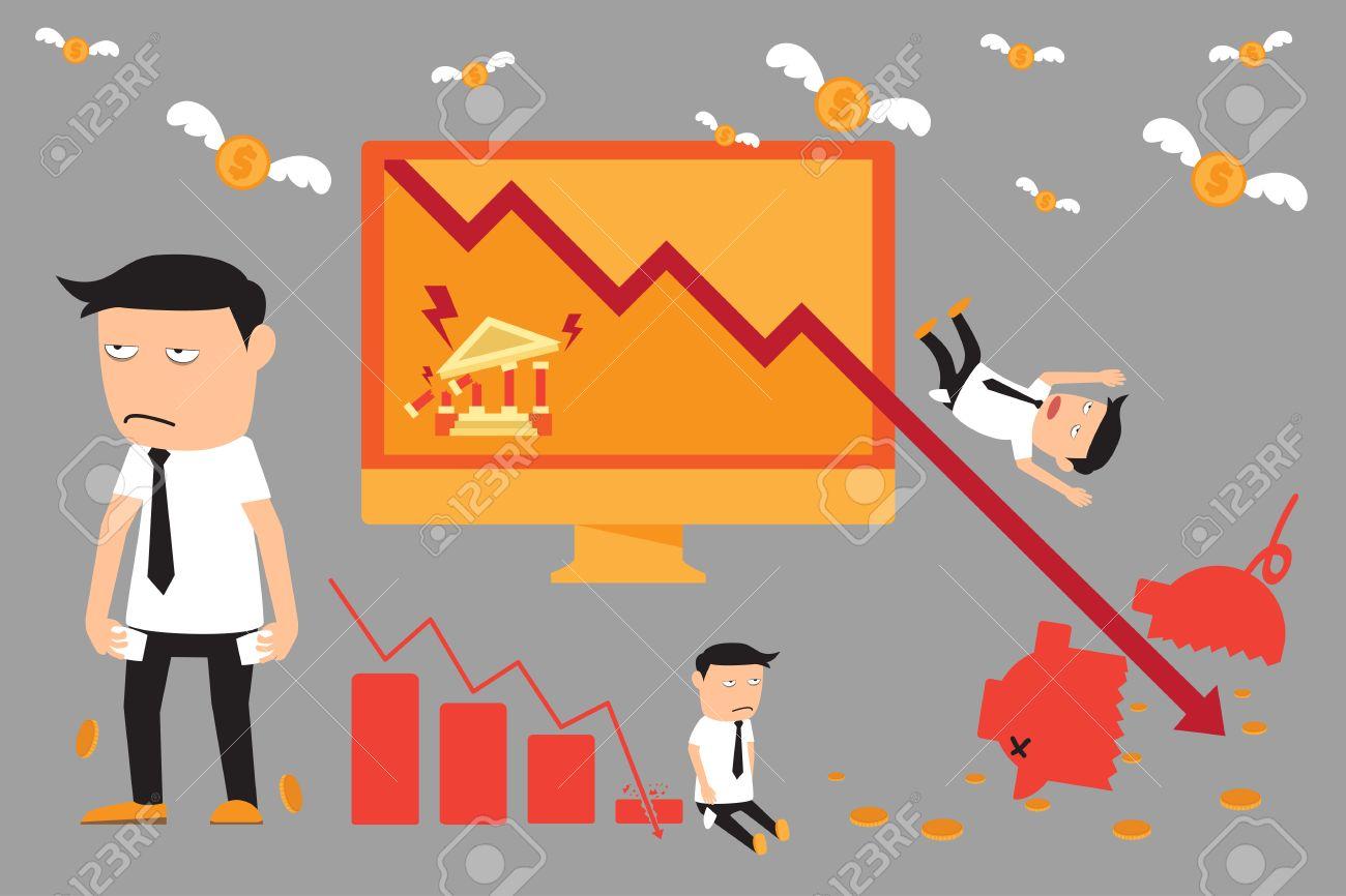 economic crisis elements financial crisis investment graph