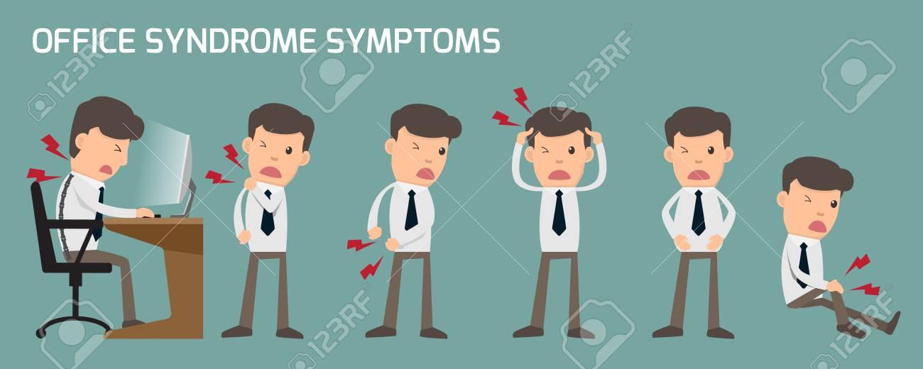 Síntomas dolor de cabeza dolor de cuello