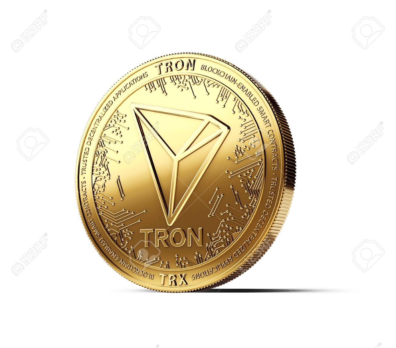 tron coin cryptocurrency