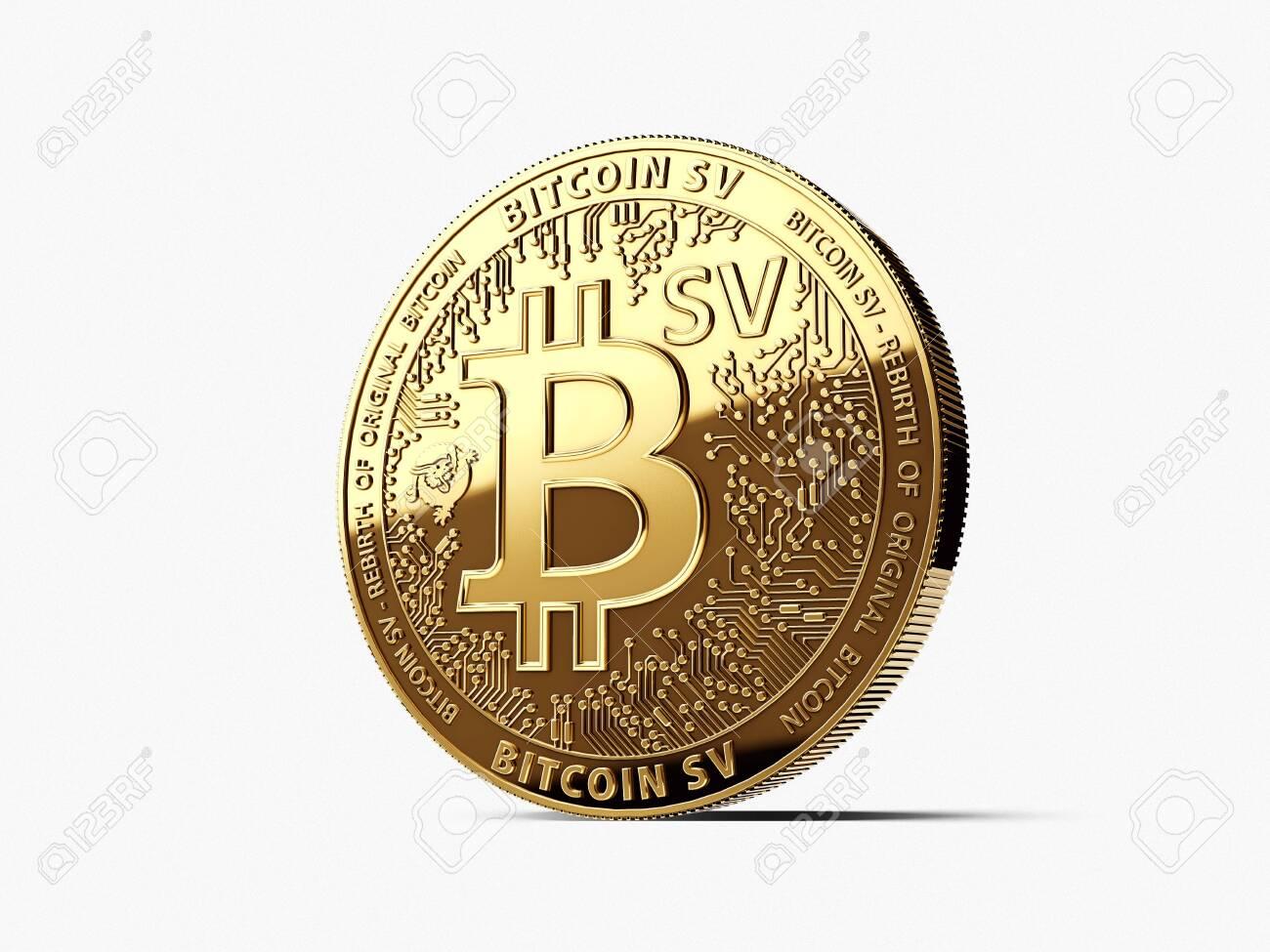 Bitcoin Satoshi Vision( BSV)