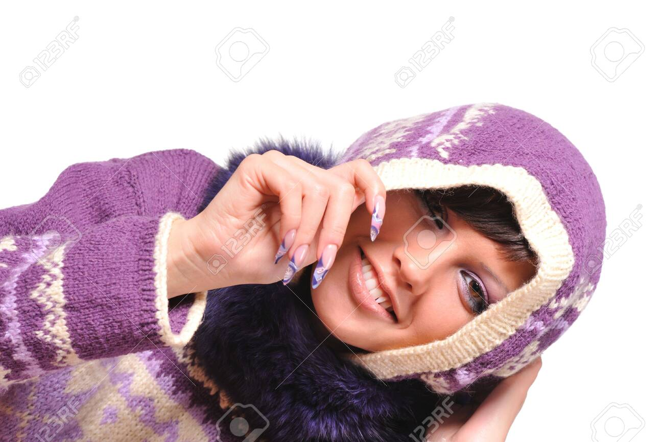 Attractive girl Stock Photo - 6500238