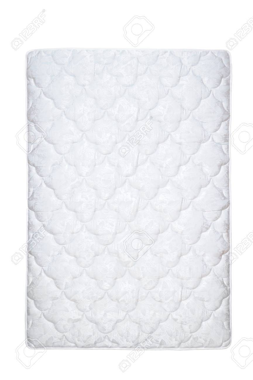 mattress isolated on the white Stock Photo - 13046693
