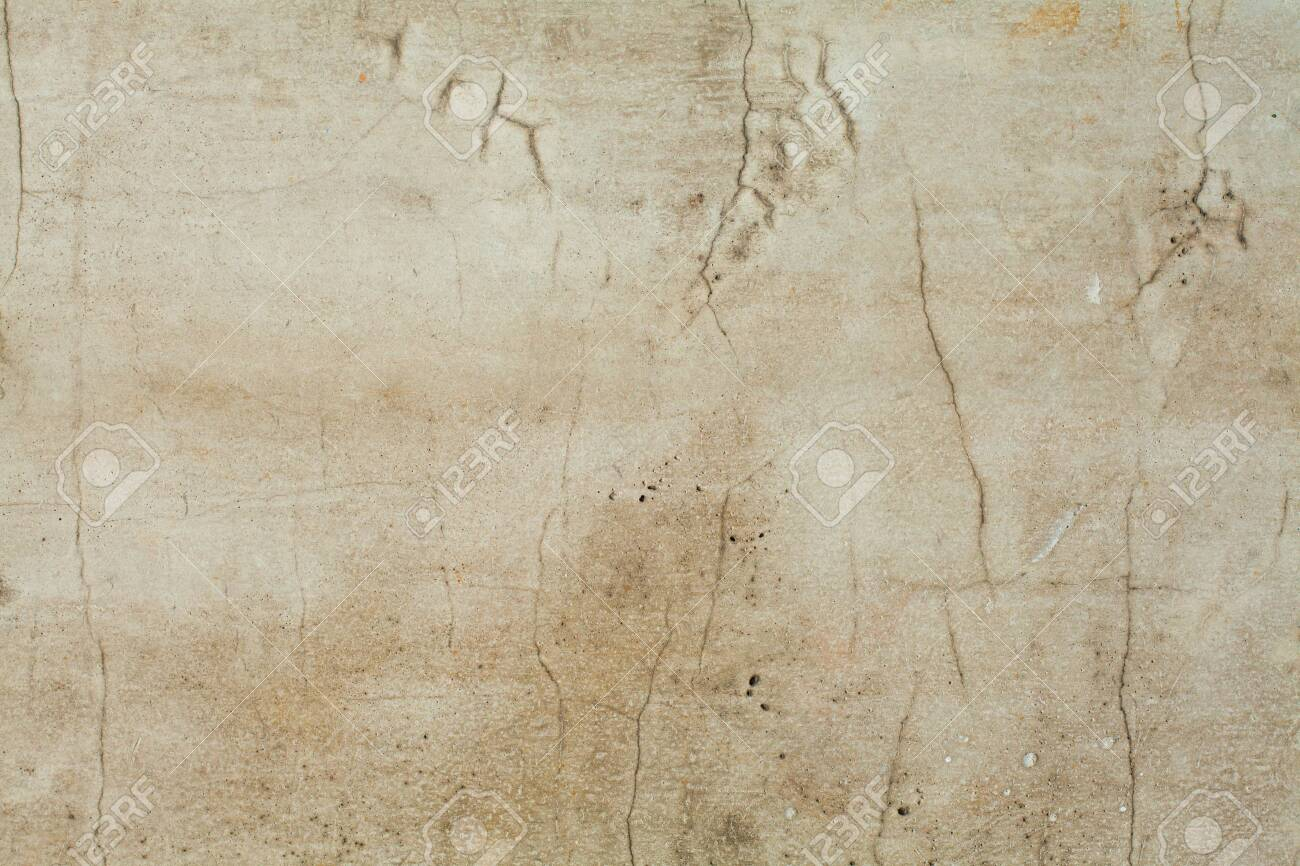 Gray weathered wall texture. Old Background with crack - 148873254