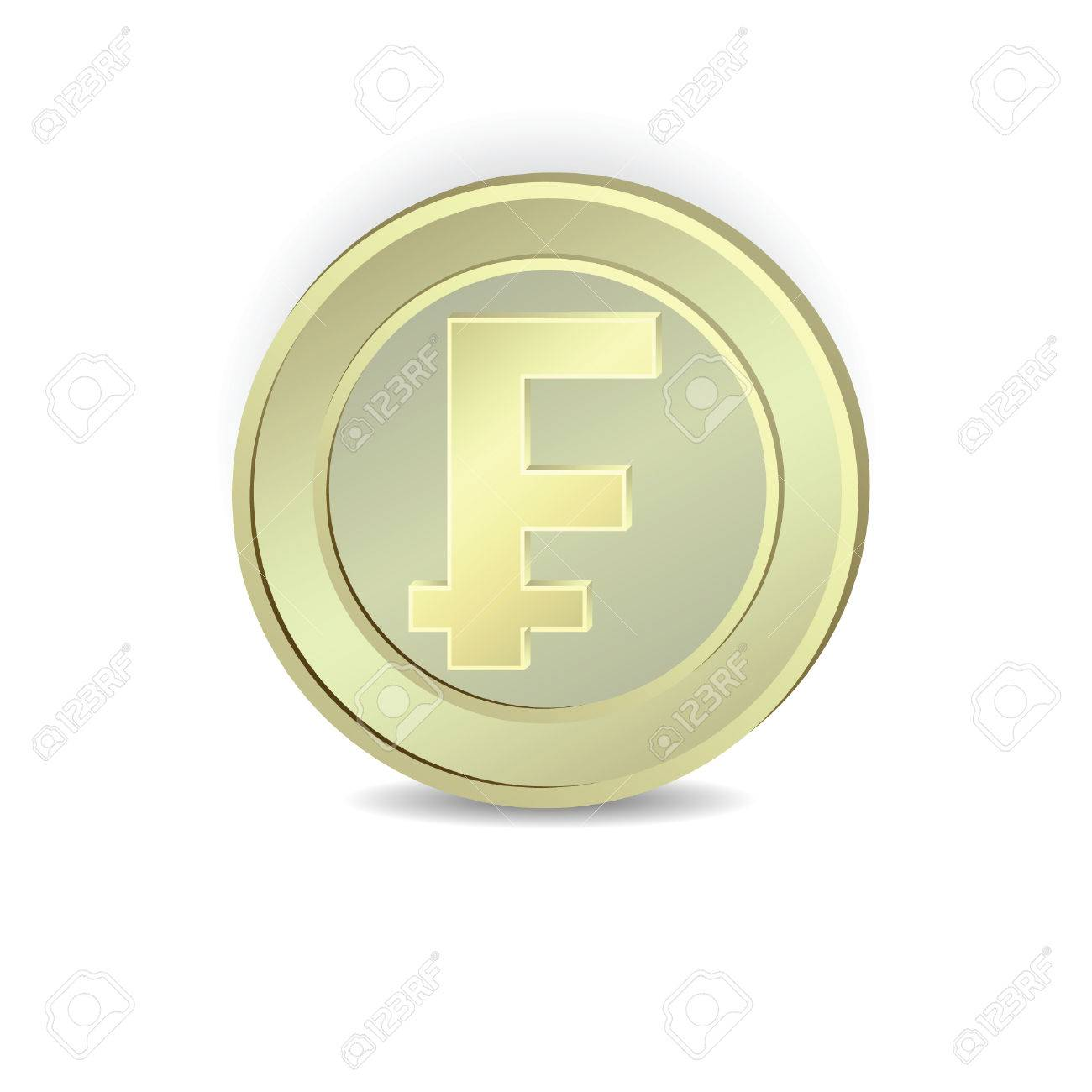 Symbol of france currency choice image symbol and sign ideas the coin with the symbol of the french franc royalty free the coin with the symbol biocorpaavc Gallery