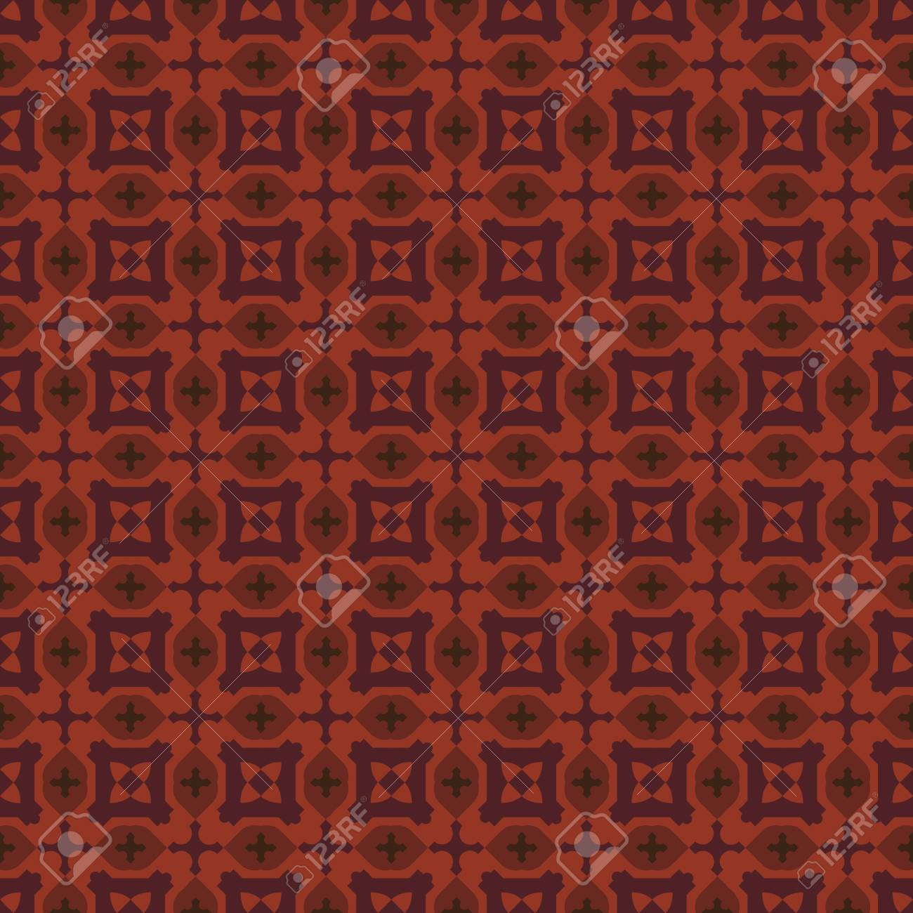 Arabic geometrical national pattern  Simples Stock Vector - 12773006