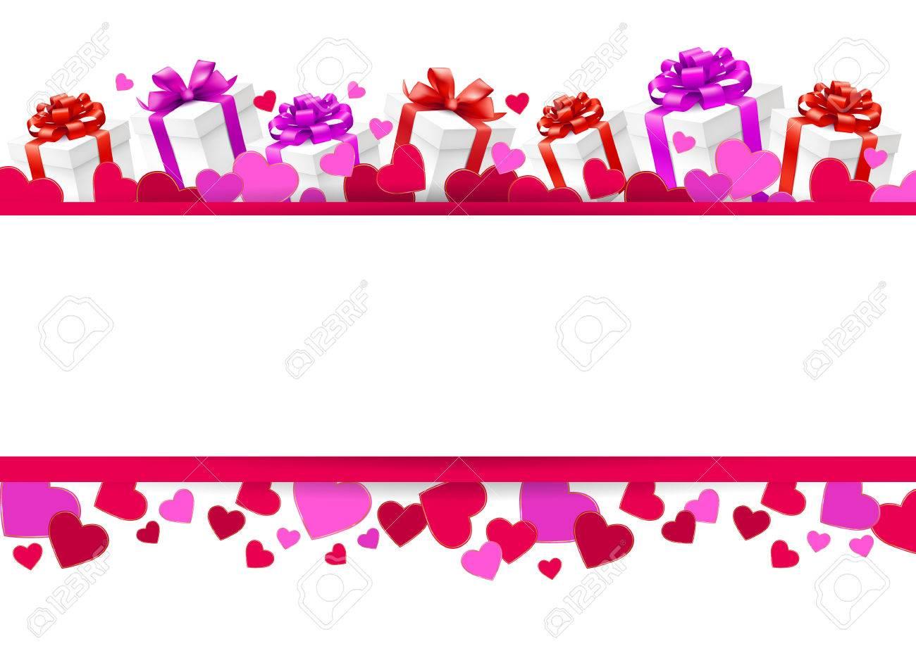 Charmant Valentinstag Geschenk Tag Vorlage Galerie - Entry Level ...