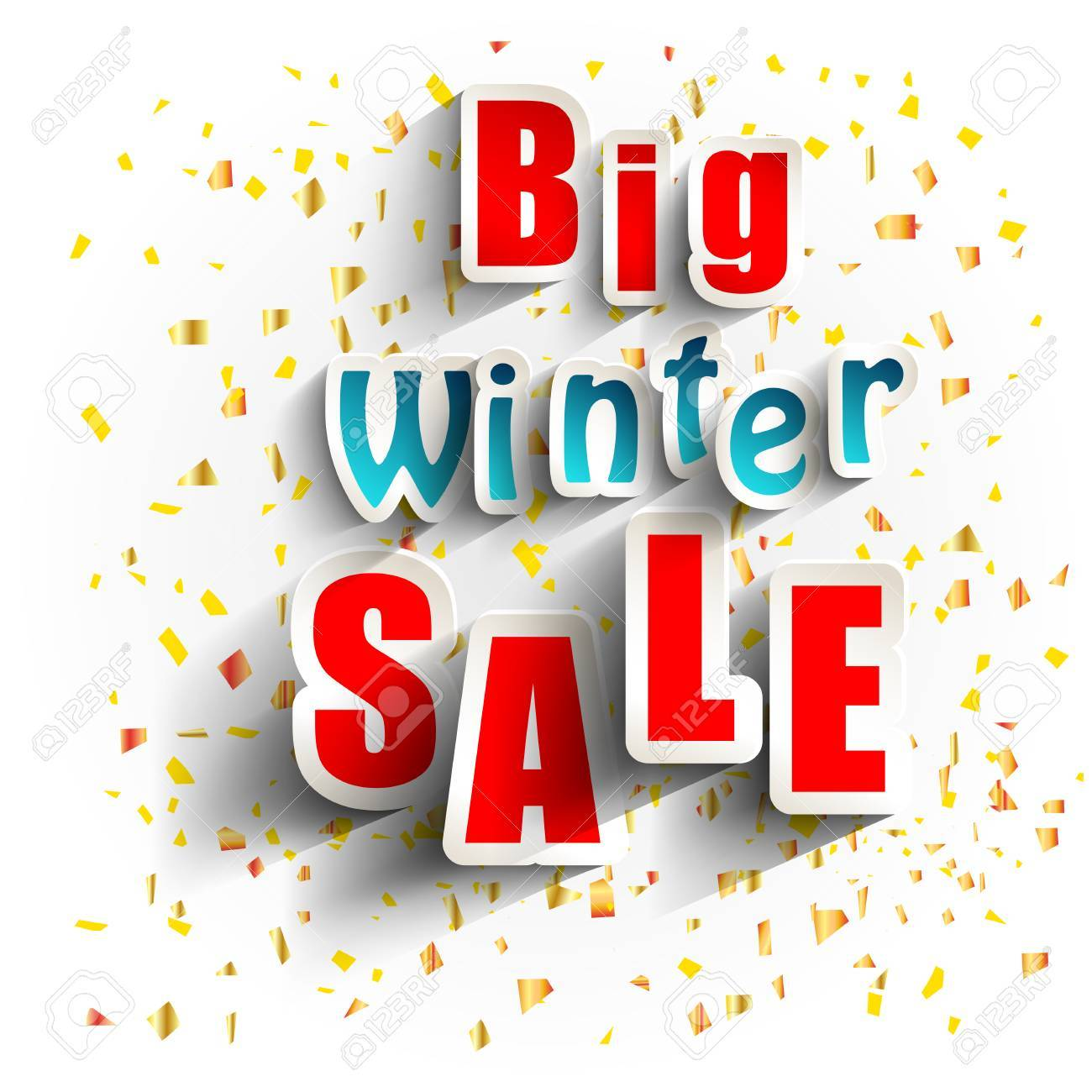 Winter Sale Banners Mobile Shop Banners