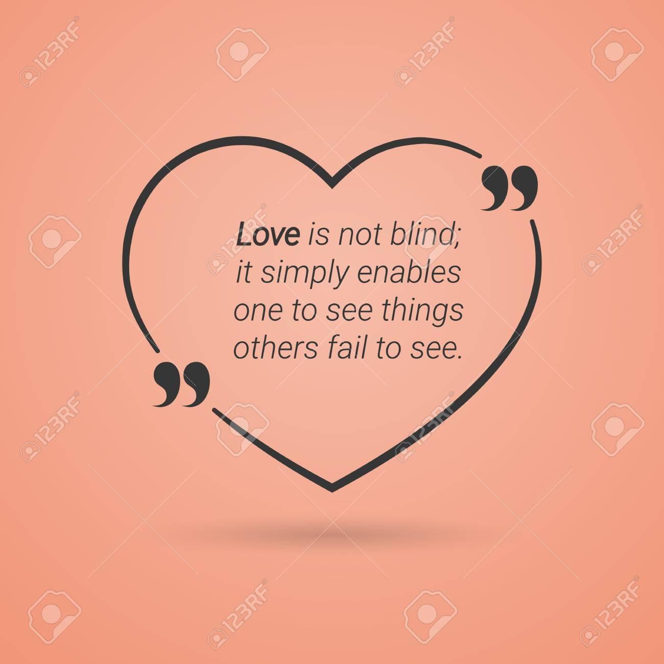 speech on love