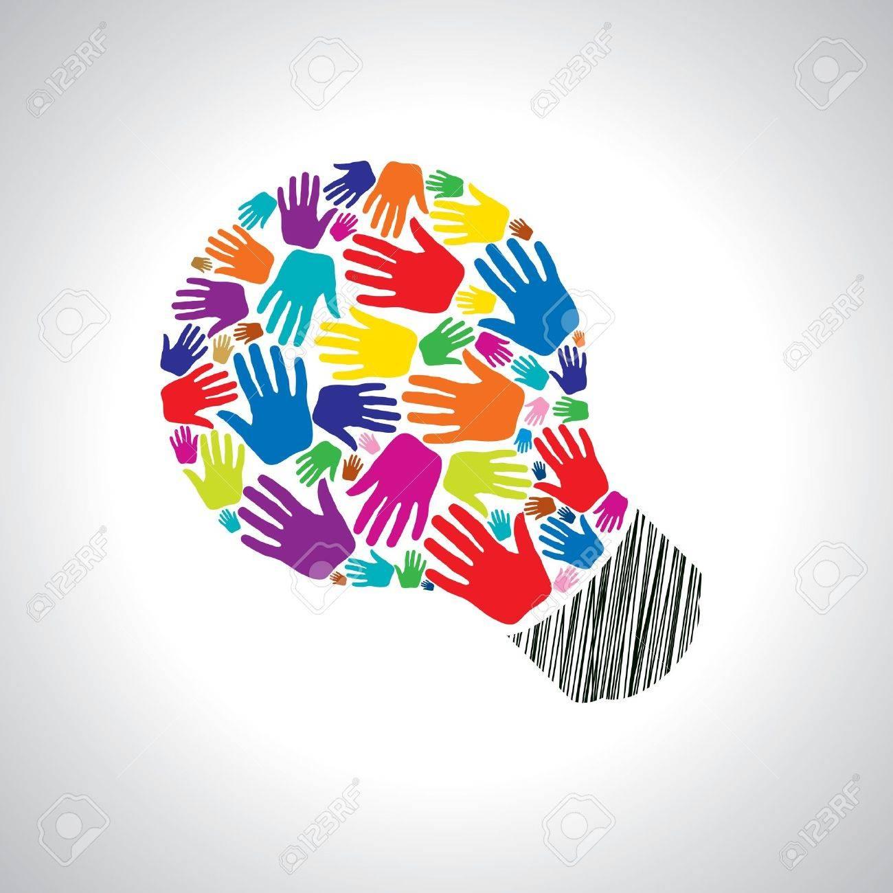 teamwork idea - 17725203